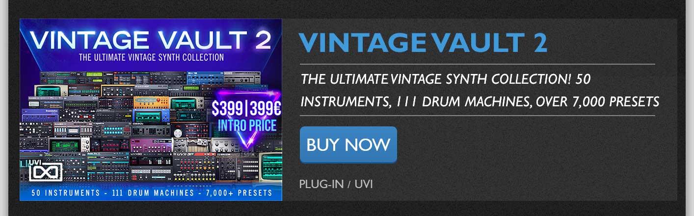 Vintage Vault 2 UVI