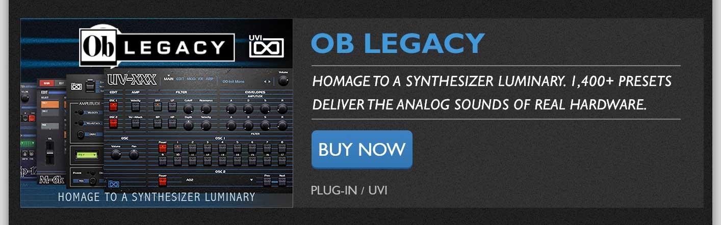 OB Legacy UVI