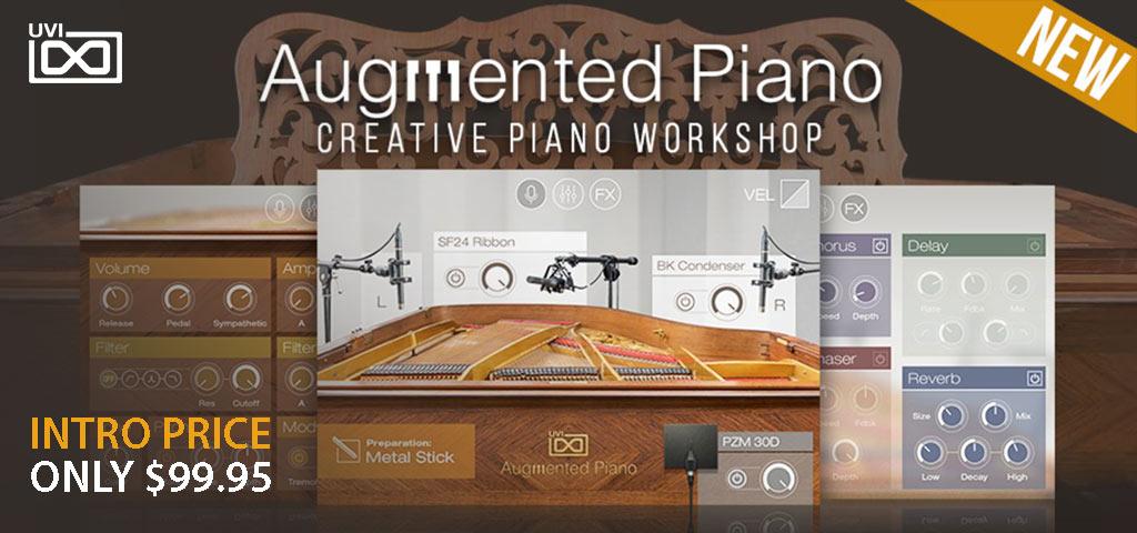 Augmented Piano UVI