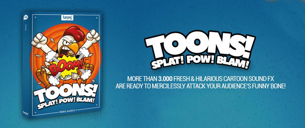 Boom Toons
