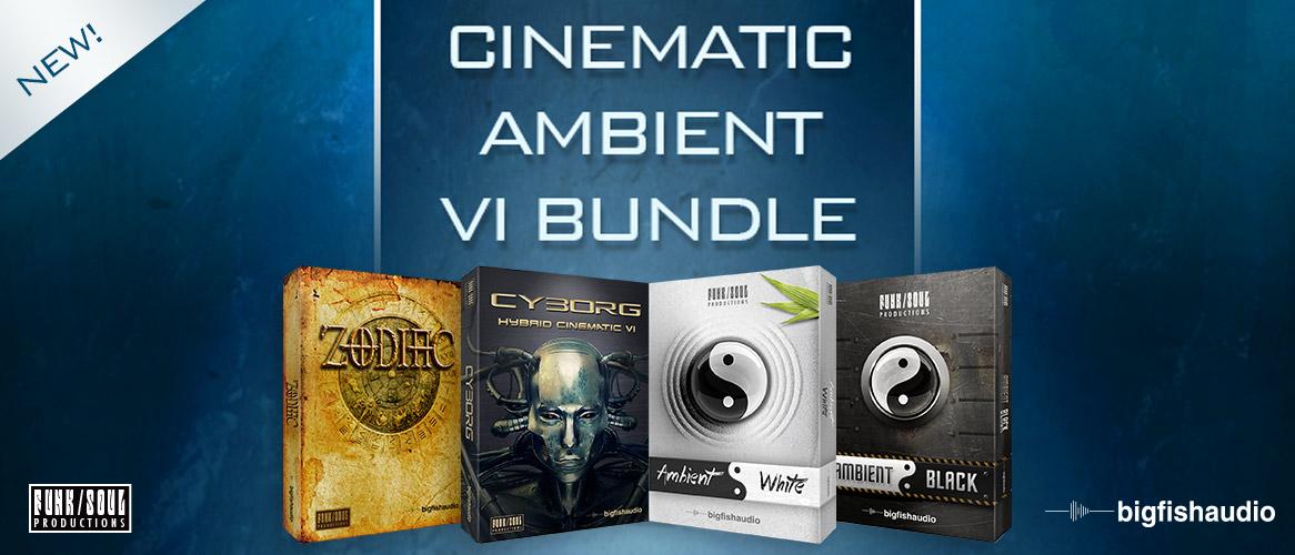 Cinematic Ambient VI Bundle