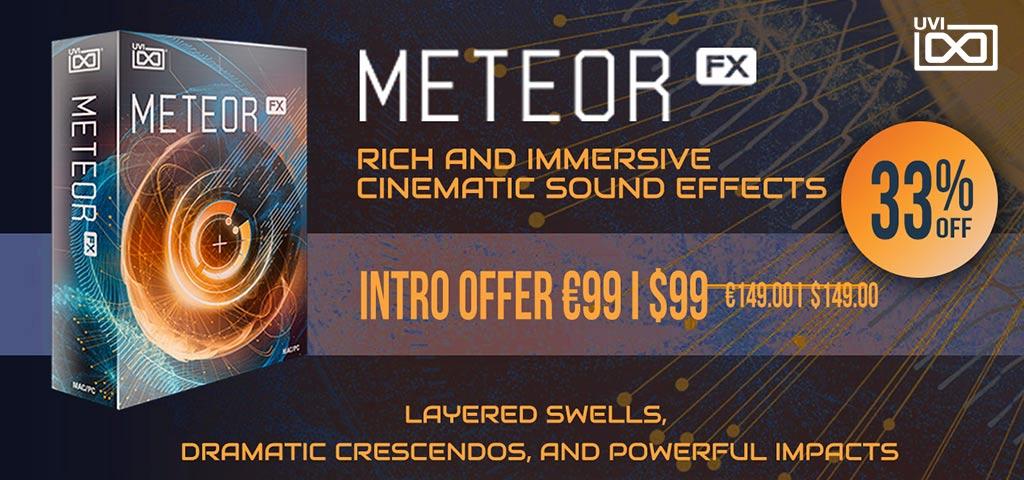 Meteor UVI