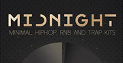 Midnight: Minimal Hip Hop, RnB and Trap Kits