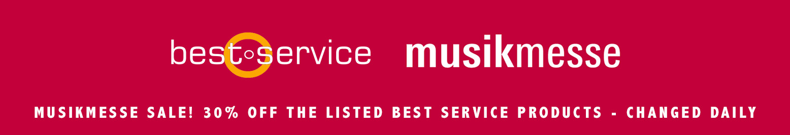 Musikmesse 2017 Sale