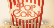 Popcorn - Pop Construction Kits