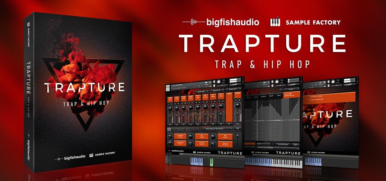 Trapture: Trap & Hip Hop