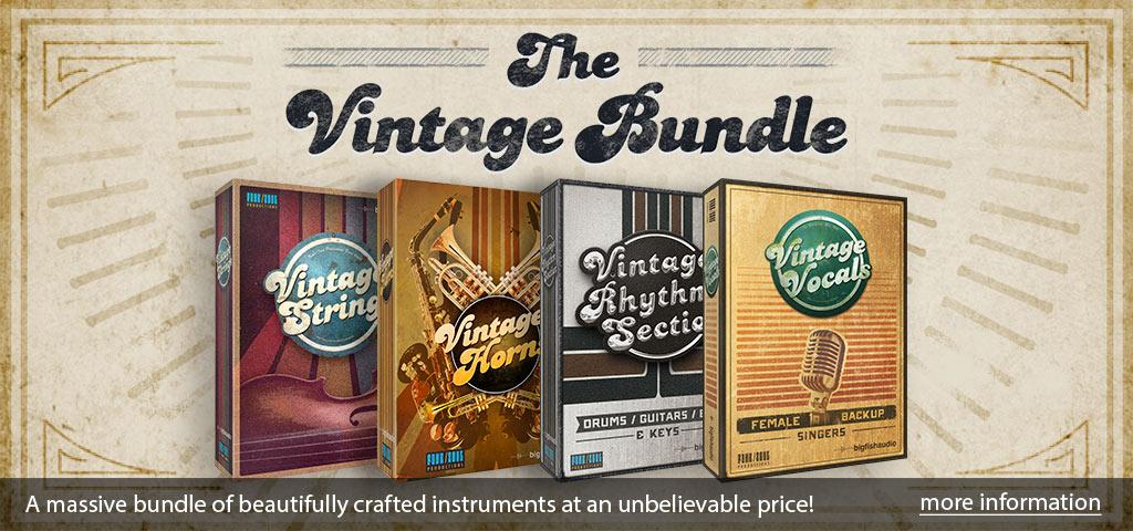 The Vintage Bundle