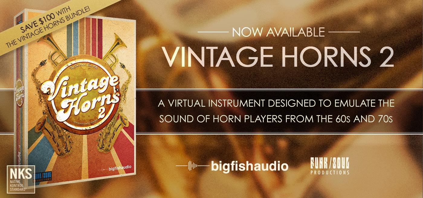 Vintage Horns 2 & Vintage Horns Bundle