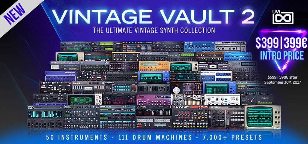 Vintage Vault 2