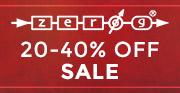 Zero-G Sale